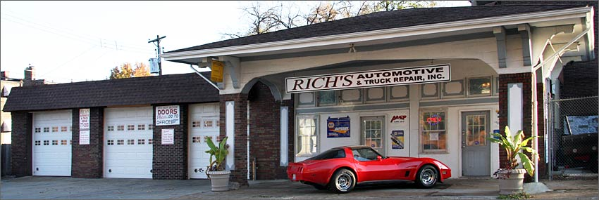 Rich's Automotive and Truck Repair